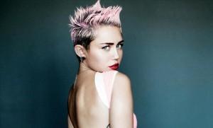 La cantante Miley Cyrus, que será jurado en la próxima edición de The voice.