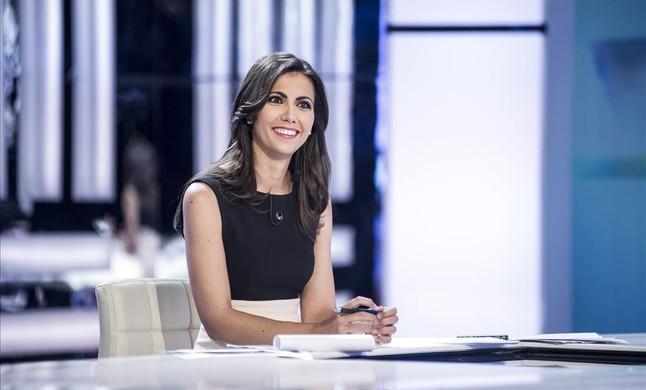 La periodista Ana Pastor, presentadora de El objetivo en La Sexta.