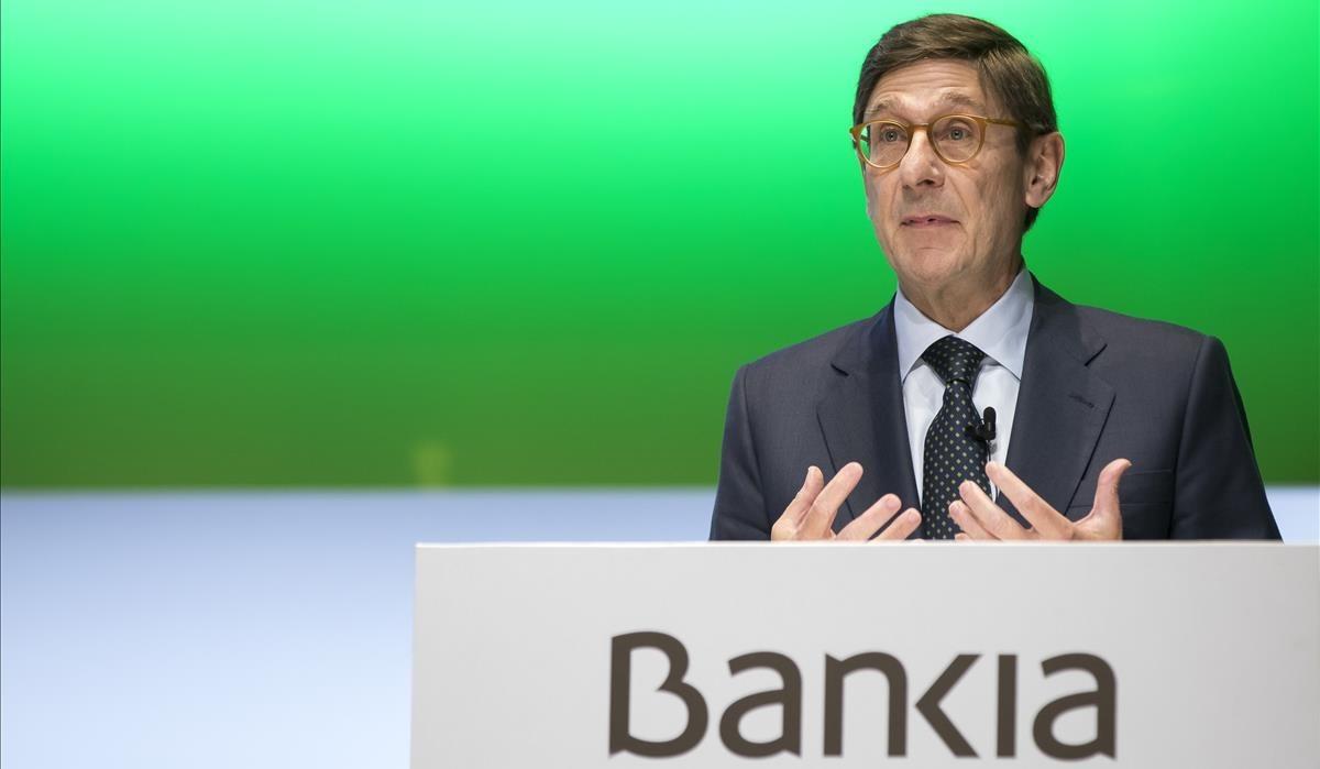 Bankia justifica hacer ajustes en BMN para devolver ayudas