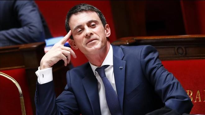 Valls cifra en más de 2.000 las personas vinculadas a la yihad en Francia