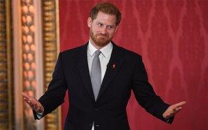 Elduquede Sussex, príncipe Enrique.