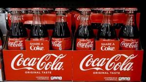 Refrescos de Coca-Cola.