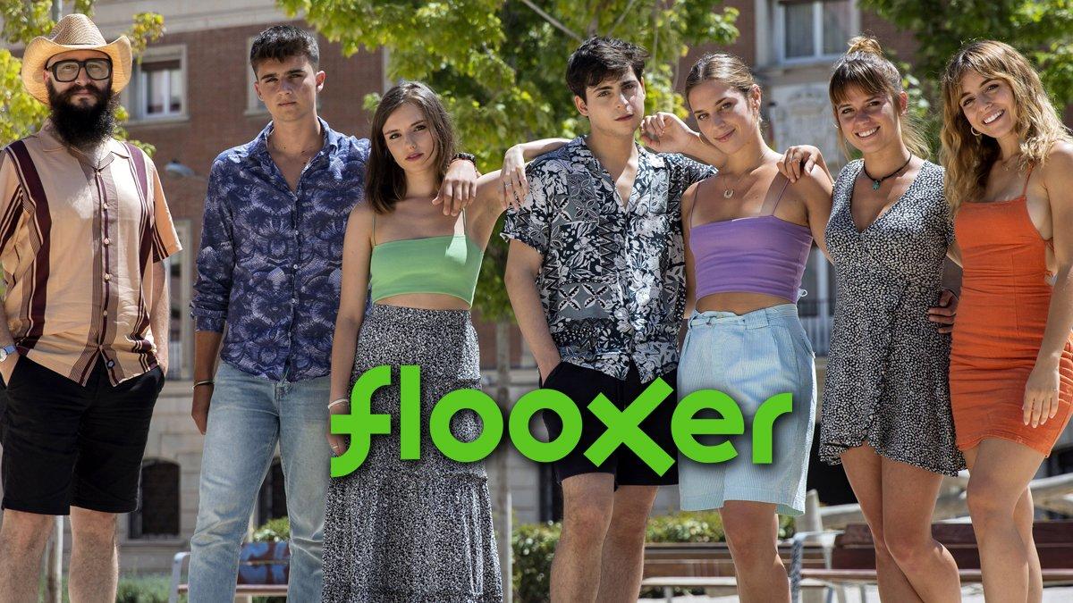 Flooxer inicia el rodaje de 'La reina del pueblo', su nueva comedia ambientada en unas fiestas patronales