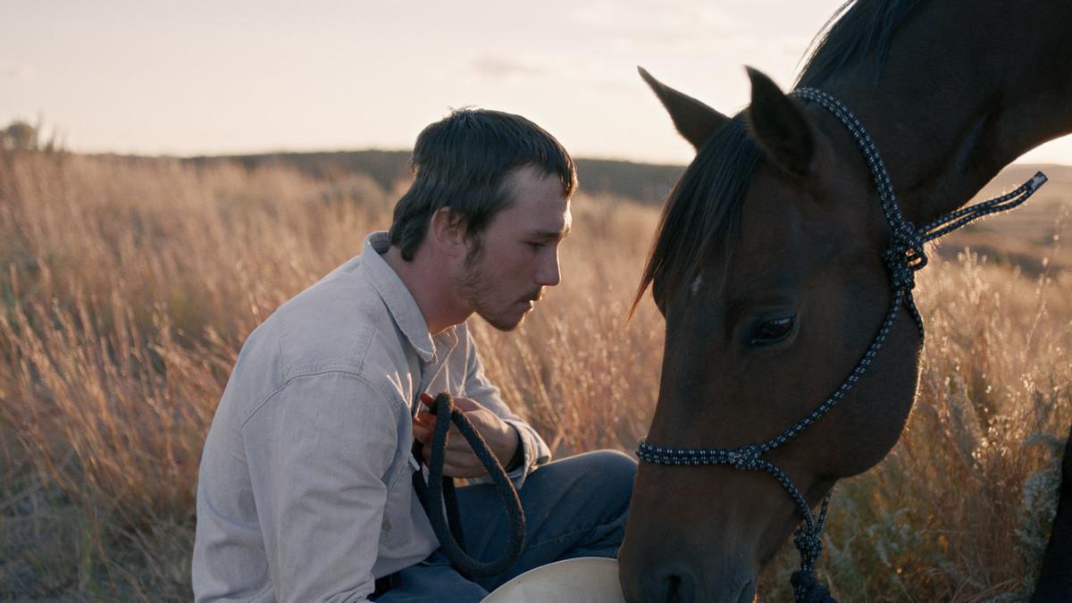 'The rider': ¿què es un vaquer sense cavall?