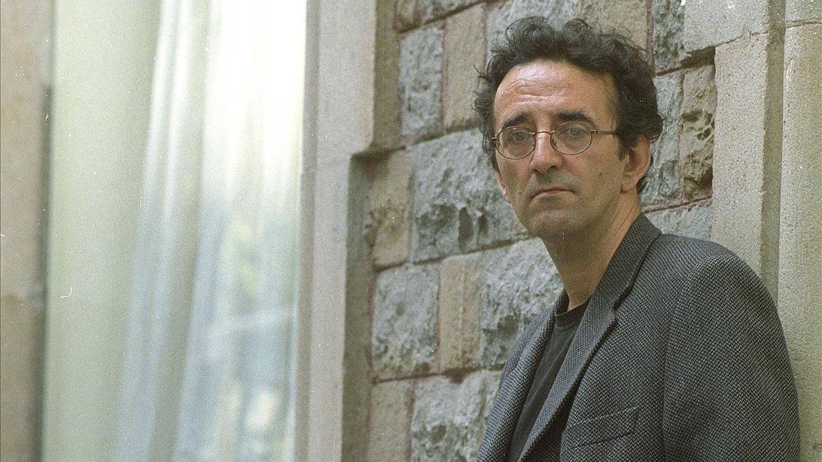 Roberto Bolaño.