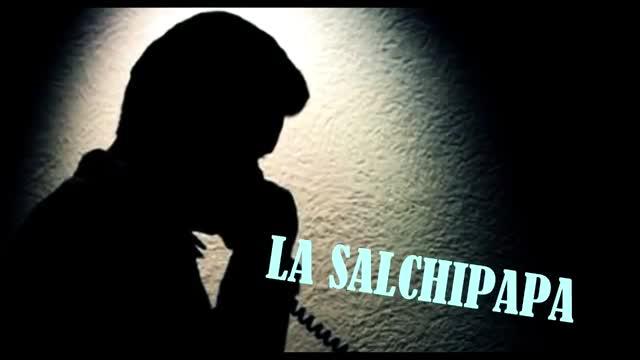 Leticia Sabater baila y canta sobre un fondo que parece estar hecho por un aficionado