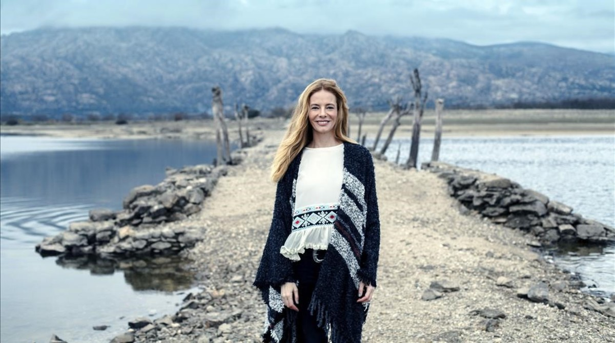 Paula Vázquez, presentadora de El puente, el nuevo docu-reality del canal de pago #0.