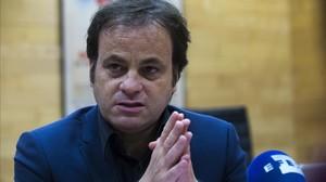 El teniente de alcalde del Ayuntamiento de Barcelona Jaume Asens.