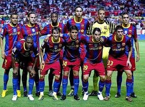 Tres futbolistas del filial (Miño, Romeu y Sergi Gómez), titulares en la ida de la Supercopa del 2010.