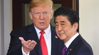 """Trump predice que la cumbre con Kim será """"un gran éxito"""""""