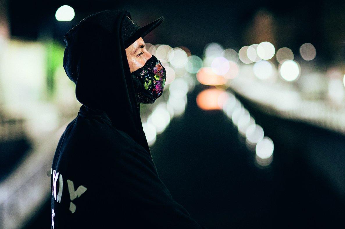 Tvboy, Salvatore Benintende, listo para pintar las calles.