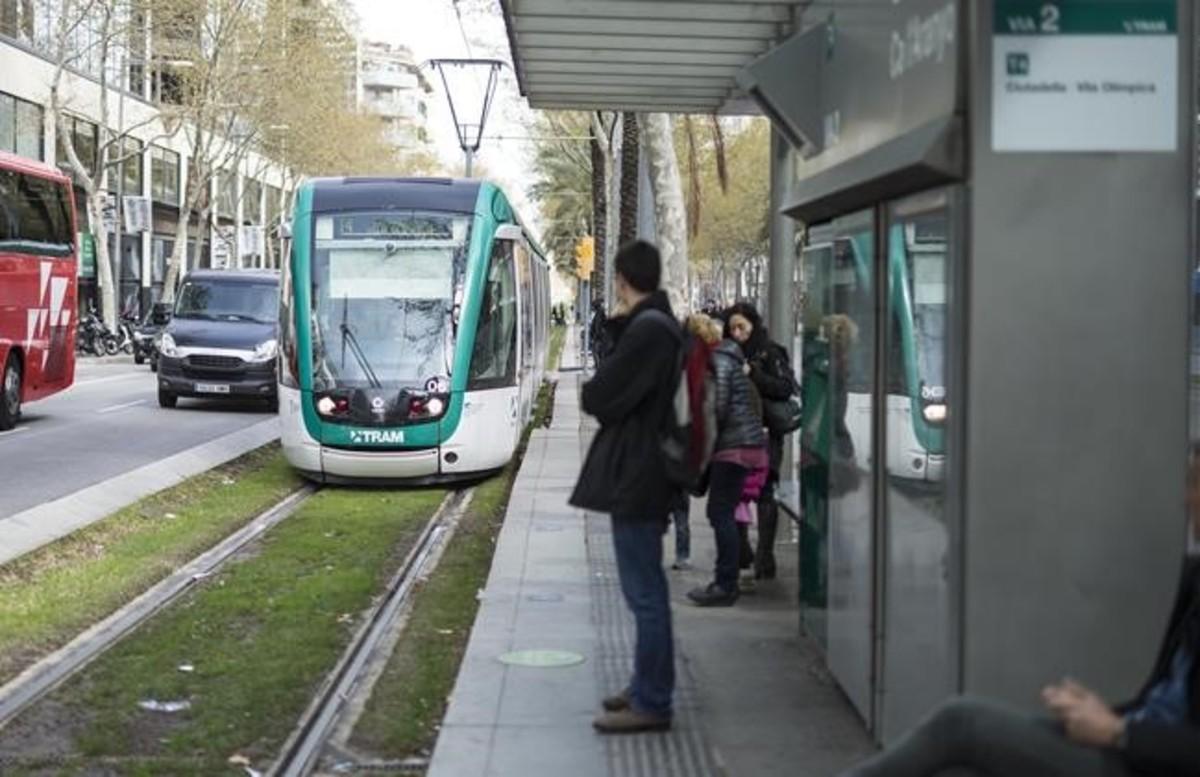 CiU tira per terra la validesa dels estudis que avalen el tramvia per la Diagonal