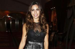 PASIÓN POR LAS MOTOS. Melissa Jiménez se fogueó como periodista en los circuitos de MotoGP.