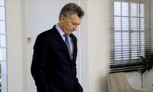L'any negre de Mauricio Macri