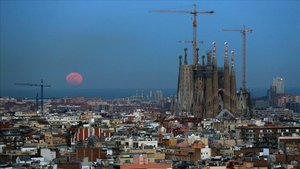 Templo de la Sagrada Família.