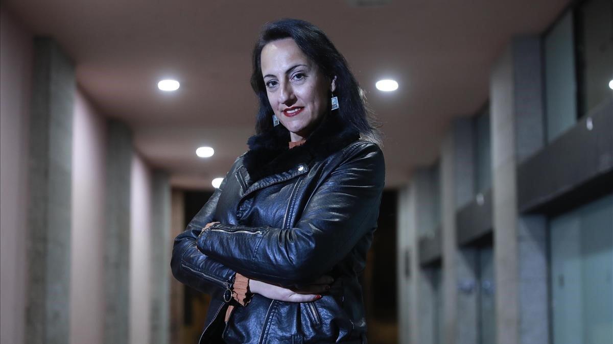 Tina Recio, presidenta de Ivaginarium.