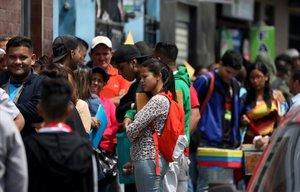 El Perú avalua atorgar visats humanitaris als migrants veneçolans