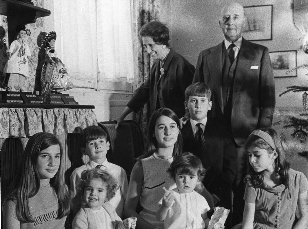 Multicines Franco: las pelis que vio el dictador