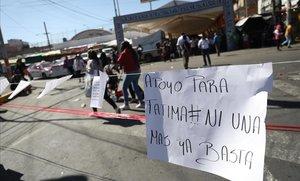 L'assassinat d'una nena de 7 anys commociona Mèxic