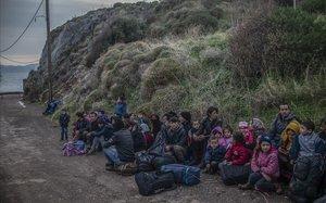 La ira de Lesbos