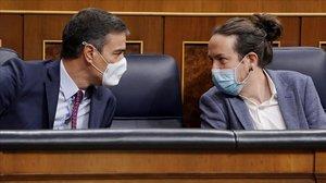 El PSOE i Podem salven els últims esculls per aprovar el projecte de Pressupostos