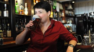Ruth Davidson, la líder dels tories escocesos.