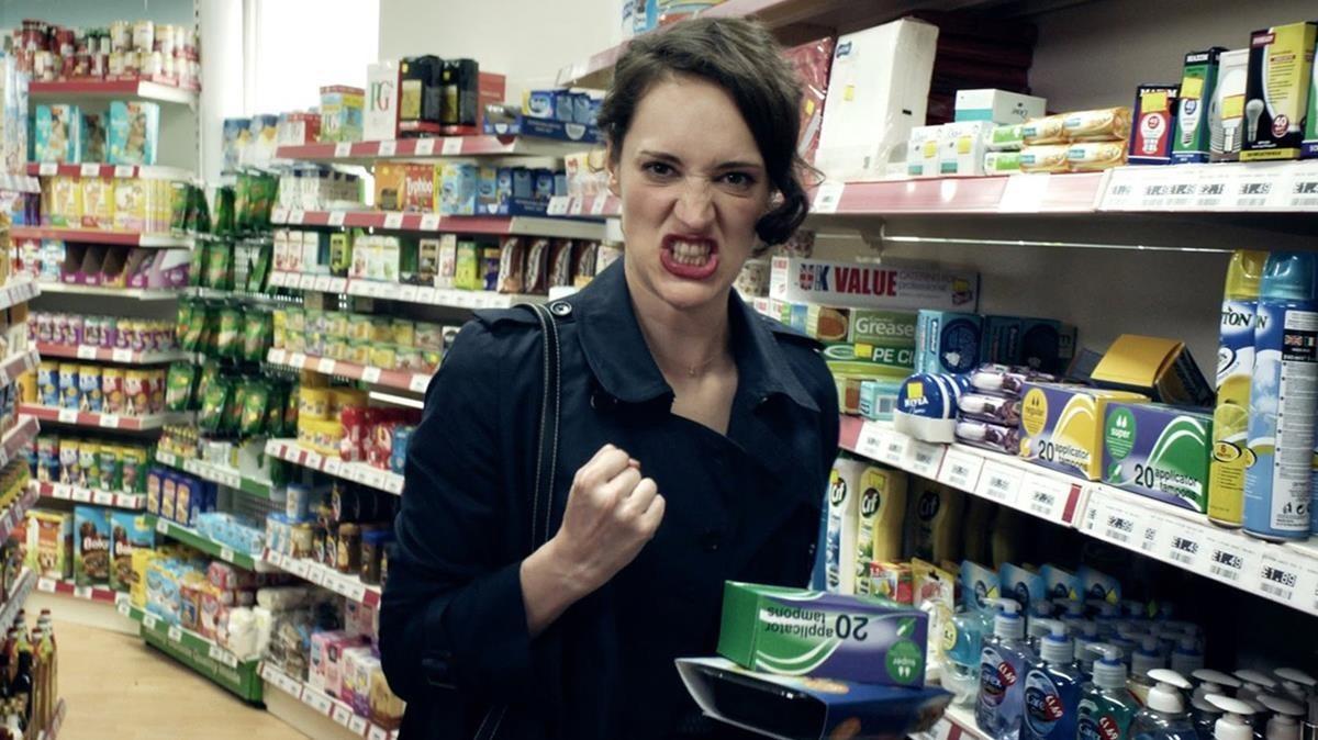 Phoebe Waller-Bridge, creadora, guionista y protagonista de Fleabag.
