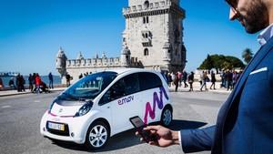 Carsharing eléctrico en Lisboa