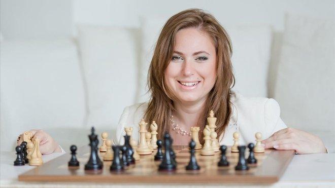 Judit Polgar, la dama del ajedrez