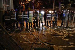 Torra i l'espiral de violència a BCN