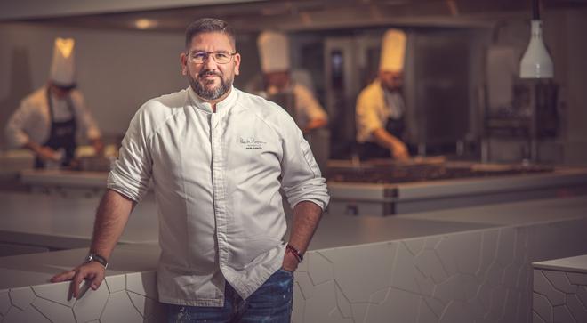 Dani García repassa les seves millors receptes amb el menú Madre
