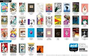 """Los cómics """"esenciales"""" del 2018, según la crítica"""