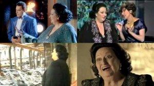 Algunos de los momentazos televisivos de Montserrat Caballé.
