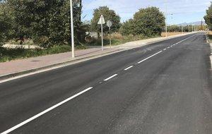 Parets reprèn l'asfaltatge de carrers i millores a la via pública paralitzades per la crisi sanitària