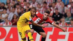 Athletic y Barcelona inauguraron la temporada en San Mamés