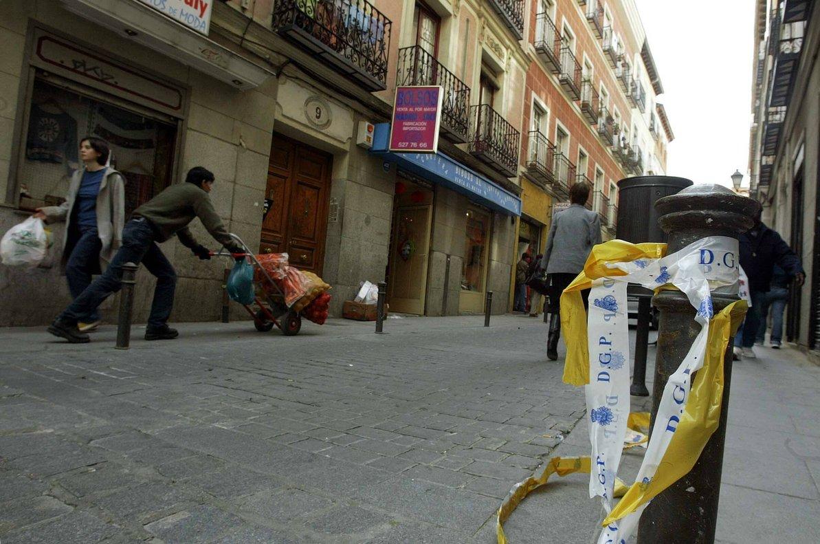 Muchos comercios del barrio de Lavapiés se han visto obligados a cerrar en los últimos años.