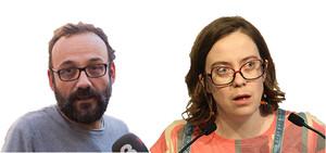 Benet Salellas y Eulàlia Reguant