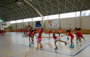 Campus de verano de patinaje artístico en Esplugues