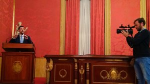 Canadell presenta el balance de la Cambra en el 2019.