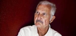 Carlos Fuentes, en su última visita a Barcelona, en el año 2011.
