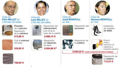 Bodas, billetes y comisiones: las curiosidades del 'caso Palau'