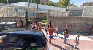 En este centro escolar de Jaén se atragantó la menor de 15 años