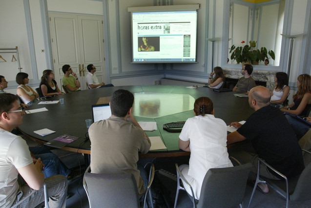 Comença la quarta edició del Màster en Periodisme Digital i Direcció de Projectes de Comunicació Digital UOC-El Periódico-Lavinia.