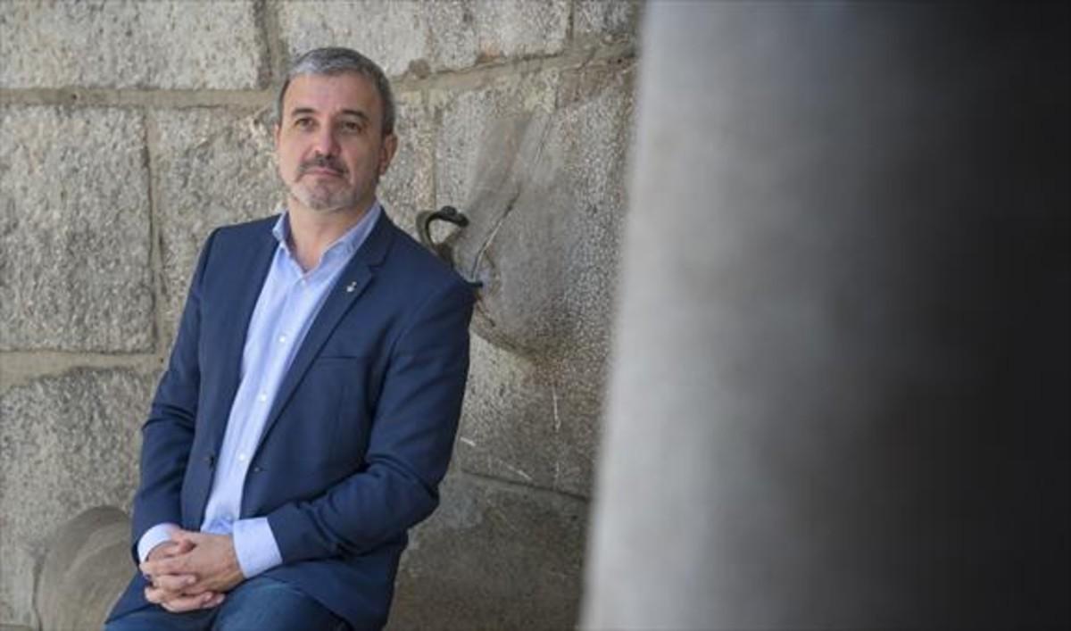 El concejal socialista Jaume Collboni.