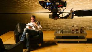 Denis Villeneuve, en el rodaje de 'Blade runner 2049'