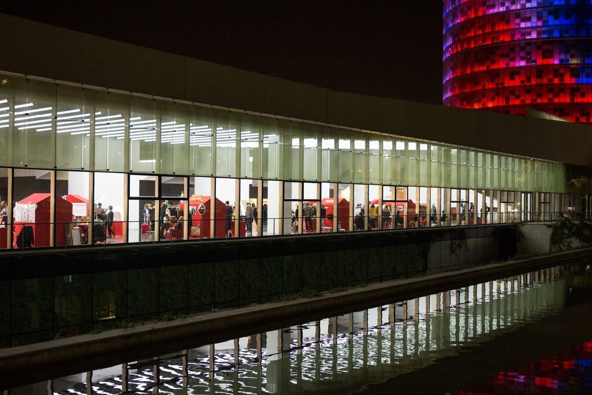 El Museu del Disseny acoge este original mercado.