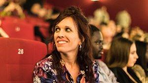 La directora Neus Ballús, en el estreno de Staff only en la Berlinale