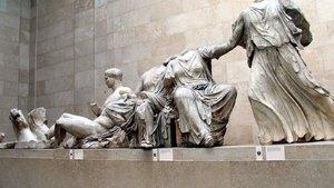 El 'brexit' obre la porta a la devolució dels marbres del Partenó a Grècia