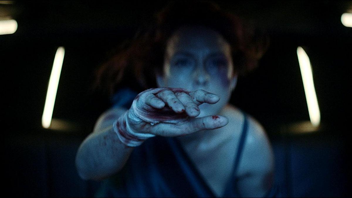 Tráiler de El ataúd de cristal (2017)