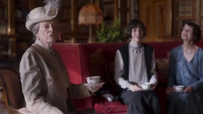 Estrenos de la semana. Tráiler de 'Downton Abbey'.